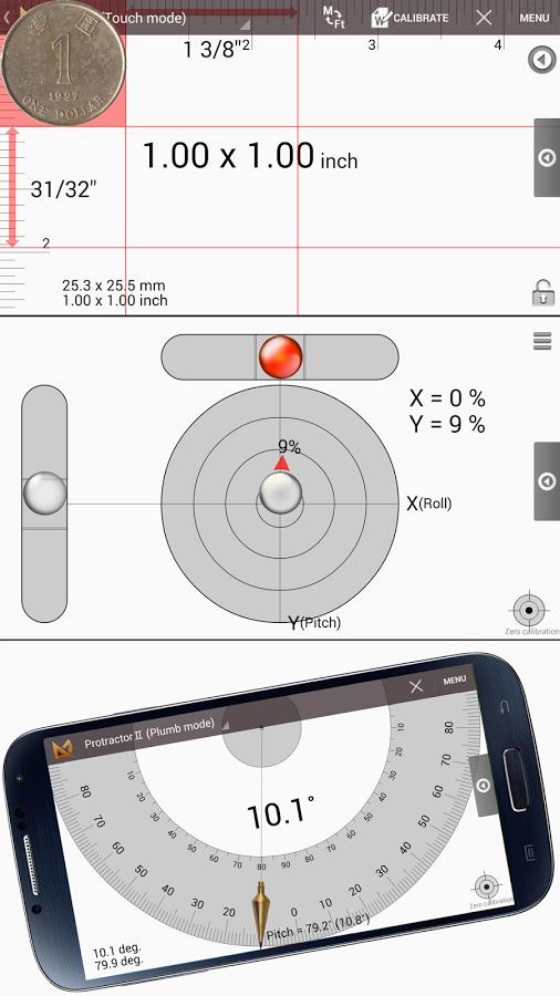 تمام ابزار های اندازه گیری در گوشی شما + دانلود /////خانم مومنی برای سه شنبه کار شود تشکر/////