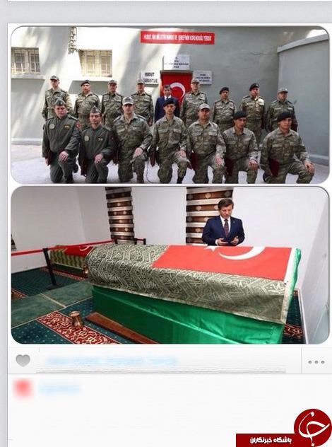 نخست وزیر ترکیه قاچاقی به سوریه رفت+عکس