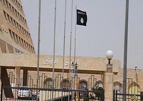 تصاویر جدید از داخل هتل پنج ستاره داعش