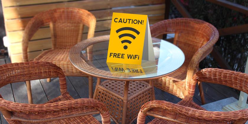 خطرات استفاده از وای فای عمومی و چگونگی مقابله با ان
