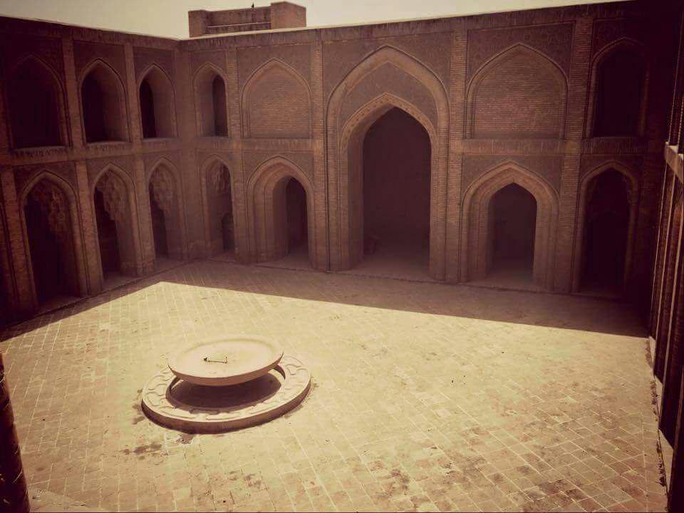 تصاویر دیده نشده از زندان امام موسی کاظم(ع*