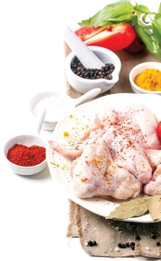 چرا مرغها با وایتكس شسته میشوند؟