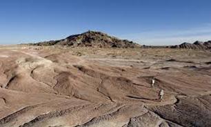 حس زندگی در مریخ را روی زمین آزمایش کنید + تصاویر