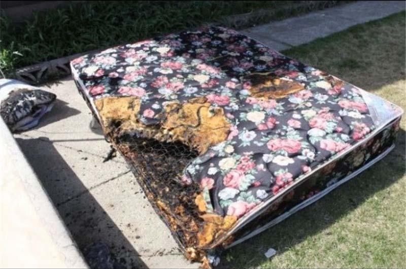 گوشی آیفون نوجوان ۱۶ساله را آتش زد + تصاویر