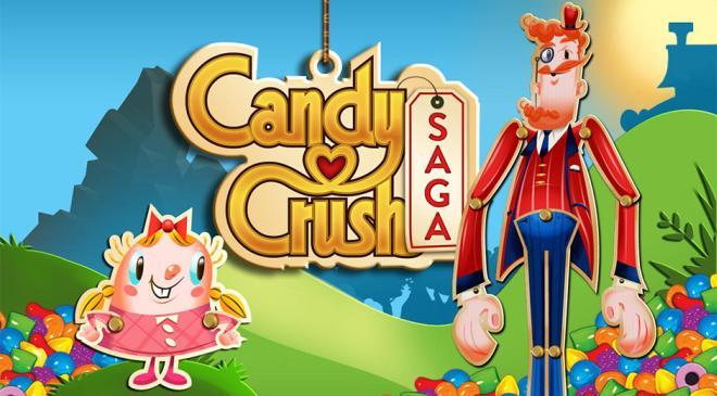 Candy Crush یکی از بازیهای پیش فرض ویندوز 10 خواهد بود
