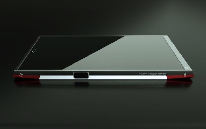 بدنه این تلفن همراه از استیل سختتر و محکمتر است + تصاویر
