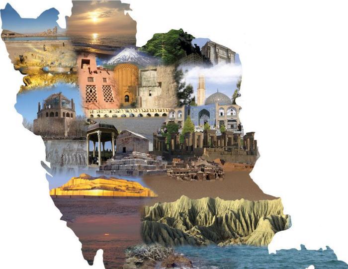 مناطق دیدنی ایران را ببینید