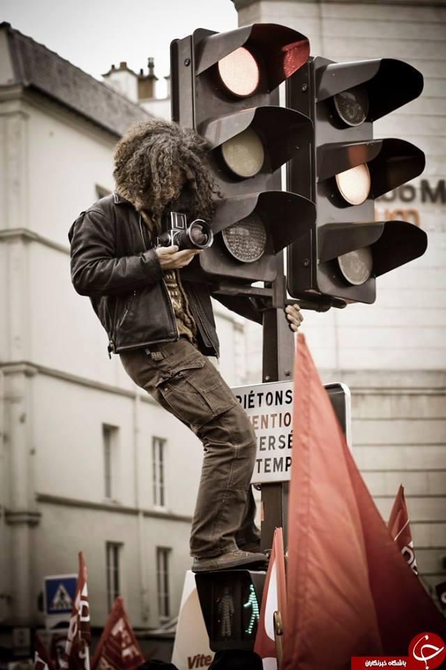 های کار یک عکاس حرفه ای+ عکسسختی های کار یک عکاس حرفه ای+ عکس