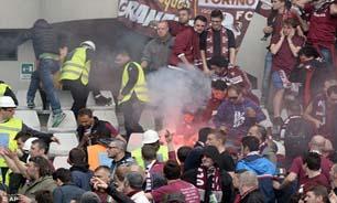 باز هم خشونت، باز هم درگیری در ایتالیا