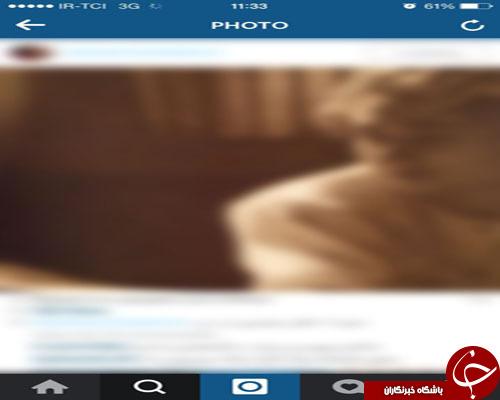 موج بد حجابی در اینستاگرام