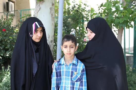 پلیس پایتخت دانش آموز 14 ساله از چنگال آدمربایان نجات داد/ تبهکاران 3 میلیارد تومان درخواست کرده بودند + تصاویر