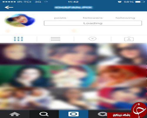 موج بد حجابی برخی هنرمندان در اینستاگرام