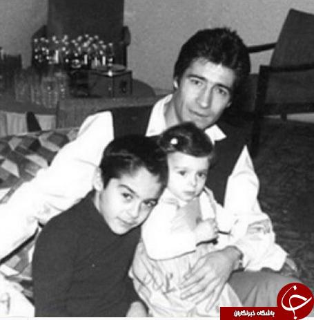 عکس کمتر دیده شده از ناصر حجازی
