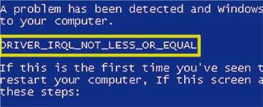 نجات رایانه از مرگ آبی ()