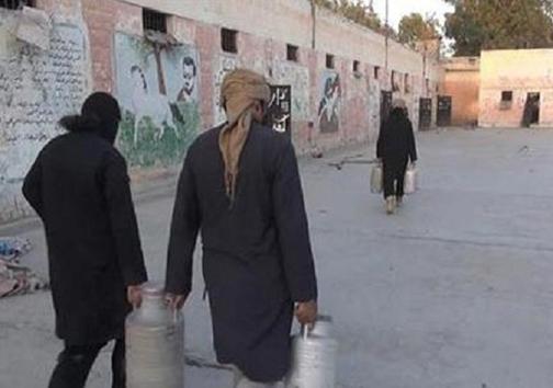 تداوم جنایات داعش در تدمر+ عکس