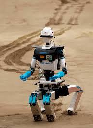 چالش کمک از نوع رباتیک