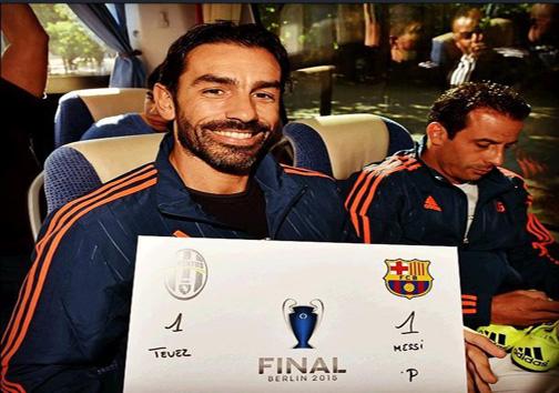 پیشبینی فینال لیگ قهرمانا اروپا + عکس
