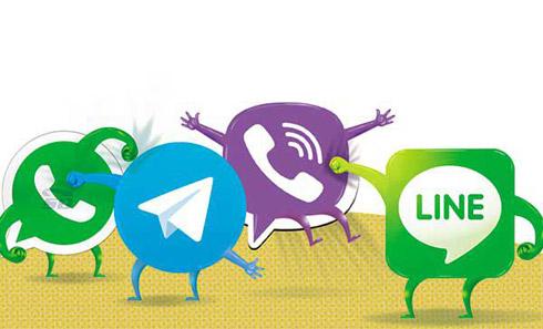 ترویج فساد و بی بندو باری با اپلیکیشن تلگرام !!!