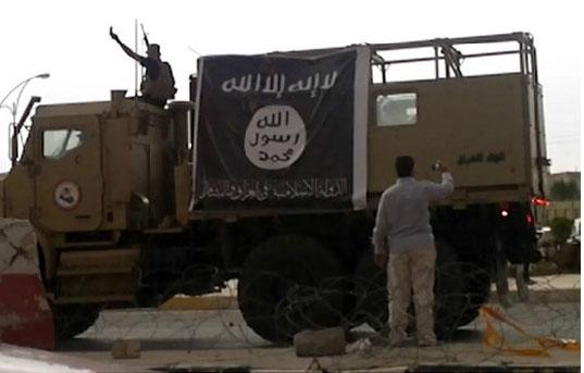 زندگی مردم موصل در سایه حضور داعش + تصاویر