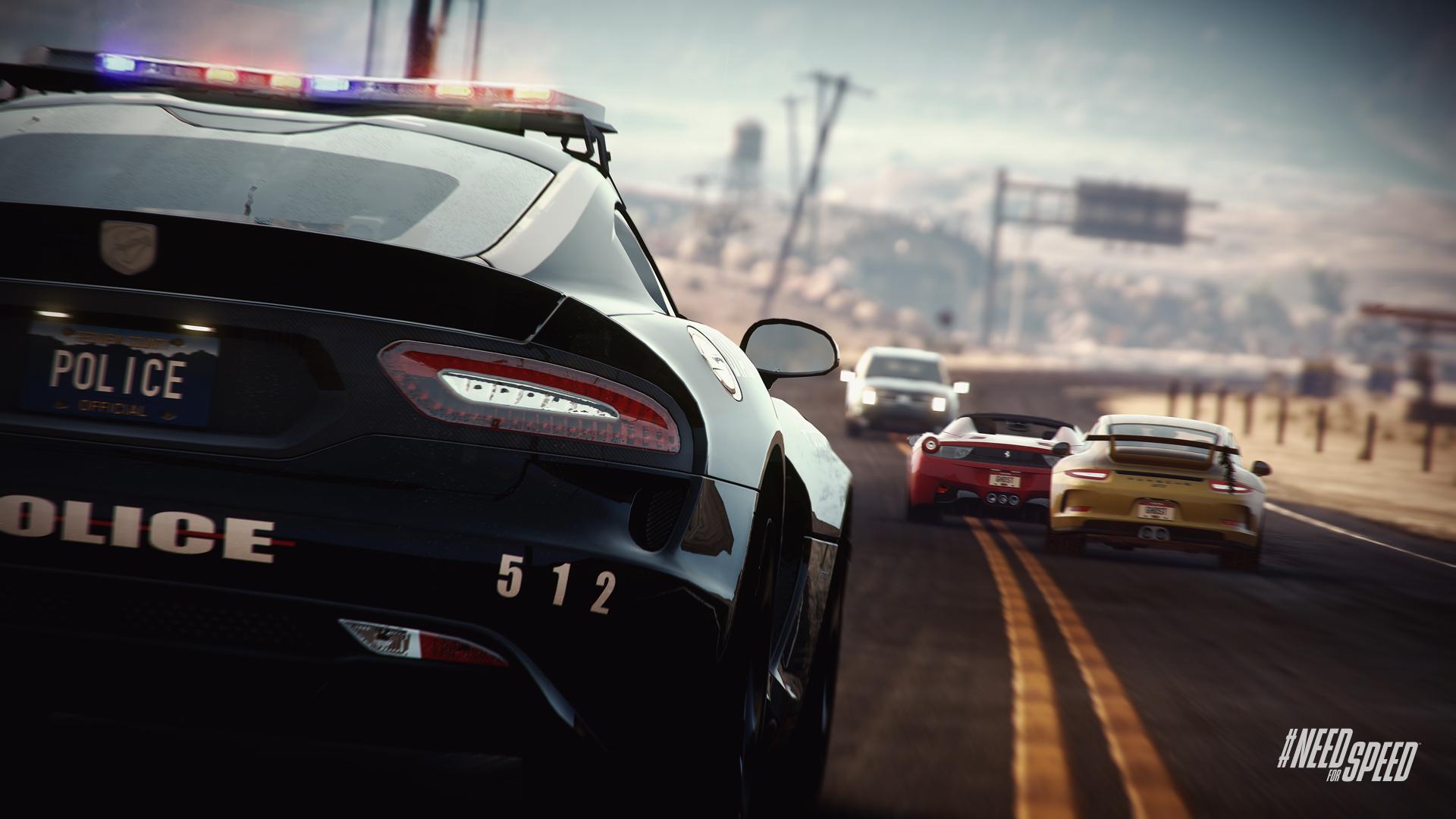 نسخه جدید بازی Need for Speed یک ماه دیگر به بازار می آید!