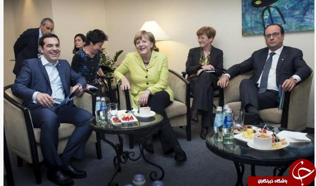 مسافرت فقیرانه نخست وزیر یونان خبرساز شد +عکس