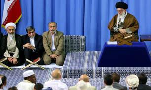 امروز دنیای اسلام در چنبره فشار نظامهای جاهلی رنج میبرد/حنجرهای که در جهت اختلاف حرف بزند بلند