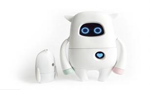 روباتی تیز هوش مخصوص دوستی با افراد افسرده + تصاویر