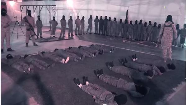 برگزاری لیگ مبارزه آزاد داعش در موصل +تصاویر