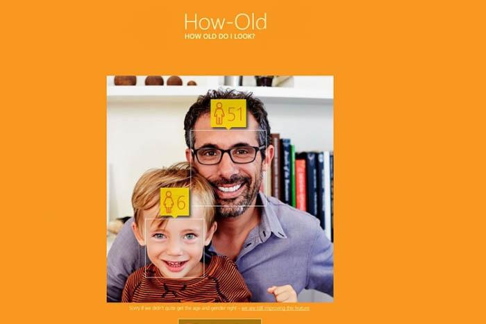 تشخیص سن