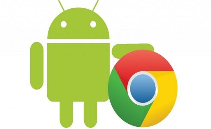 دانلود نسخه جدید گوگل کروم برای اندروید