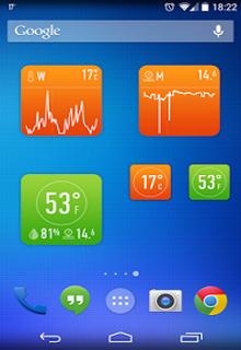 تشخیص دمای اطراف با استفاده از تلفن همراه + دانلود