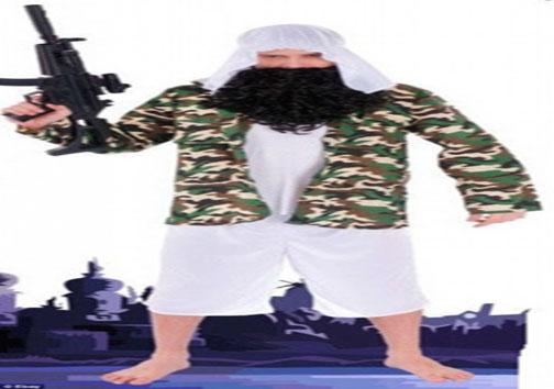 فروش لباسهای داعش در استرالیا+عکس