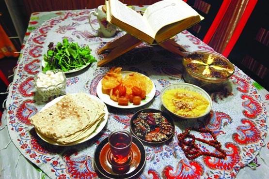 امشب افطار و سحر چی دارید؟؟