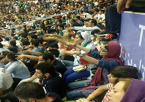 ایران 3 _ آمریکاصفر/ نفس آمریکایی ها در آزادی ایران گرفت/تعظیم آمریکایی به اقتدار بلند قامتان ایرانی+ حواشی و عکس