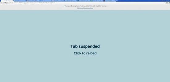 گوگل کروم شما هنگام باز بودن تب ها هیچ وقت کند نخواهد شد