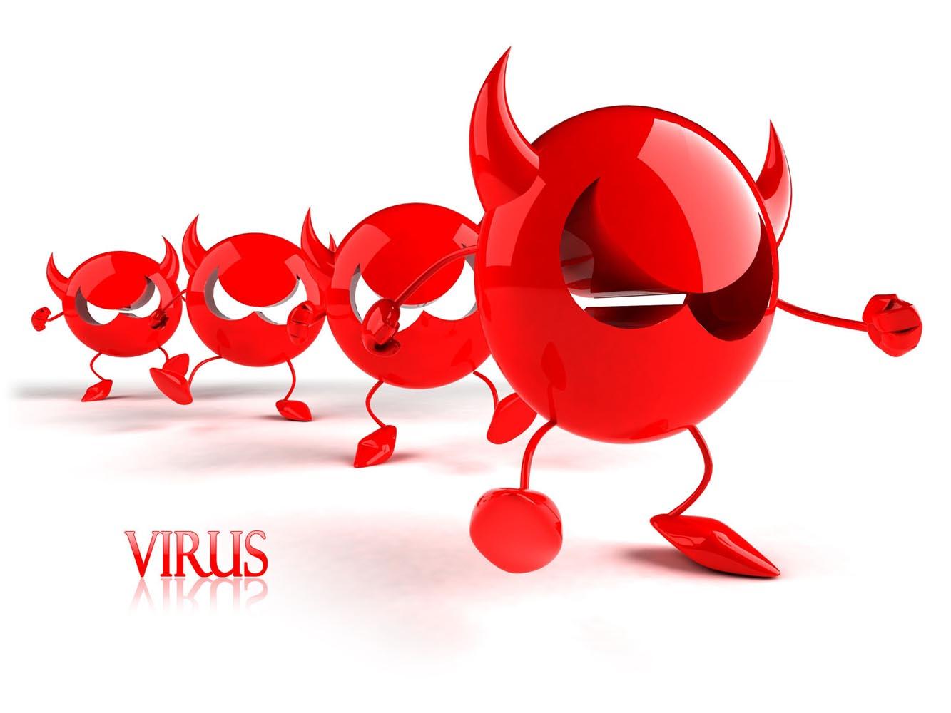 سیستمهای کامپیوتری چگونه به ویروس آلوده شدند ؟ + آموزش