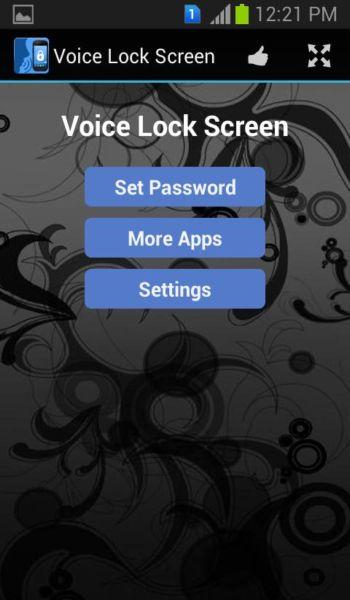 باز كردن قفل گوشي با دستور صوتي + دانلود نرم افزار (در حال كار)