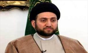 3210218 382 تاکید عمار حکیم بر لزوم مقابله با چالش امنیتی عراق از طریق وحدت