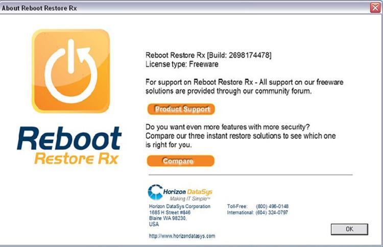 با یک ری استارت، ویندوز خود را برگردانید + دانلود
