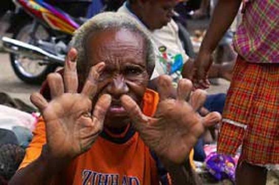 عجیب و غریبترین آداب و رسوم از سراسر دنیا + تصاویر