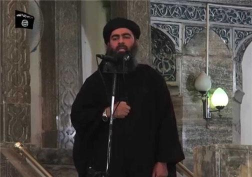 انتشار شجره نامه سرکرده داعش+عکس