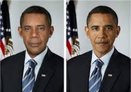 اوباما و جرج بوش را در