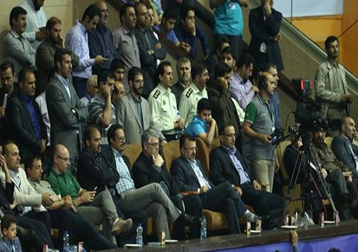 دو بازی دو سر برد برای ایران / آمریکا پای میز والیبال در حسرت امتیاز نشست + مصاحبه ها، حواشی، عکس و فیلم