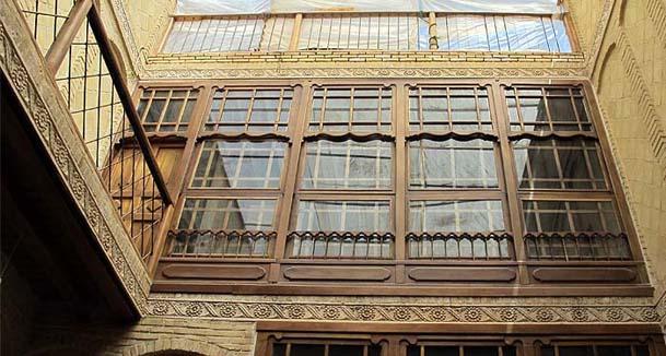 منزل امام خمینی در نجف+ عکس