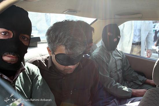 3سارق مسلح در ملاء عام اعدام شدند/ شکنجه خانواده طلافروش برای رسیدن به طلا