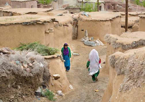 روستایی عجیب در 100کیلومتری غرب تهران