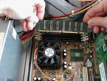 بهبـود ســرعت رایانــههای قدیمـی