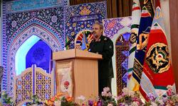 گزارش روند برگزاری سیامین دوره مسابقات سراسری قرآن کریم نیروهای مسلح