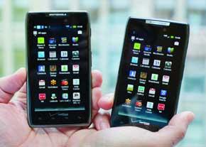 ترفندهایی برای برای تشخیص گوشی اصل از تقابی//در حال کار