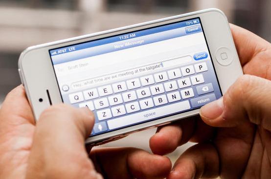 ویروس پیامکی برای آی فونی ها